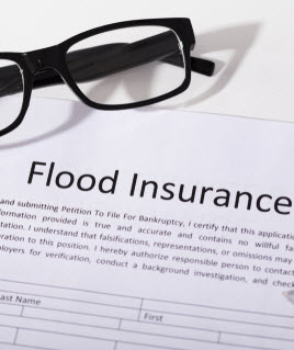 What Does Federal Flood Insurance Cover?