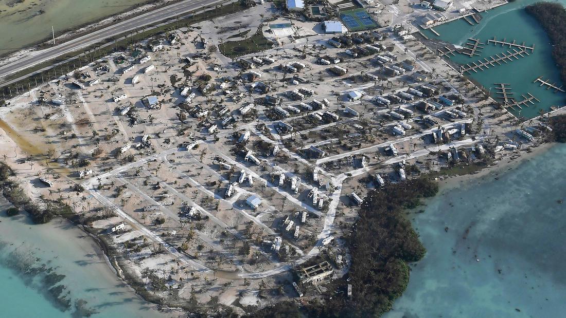 Florida Keys Resort Reopens since Hurricane Irma