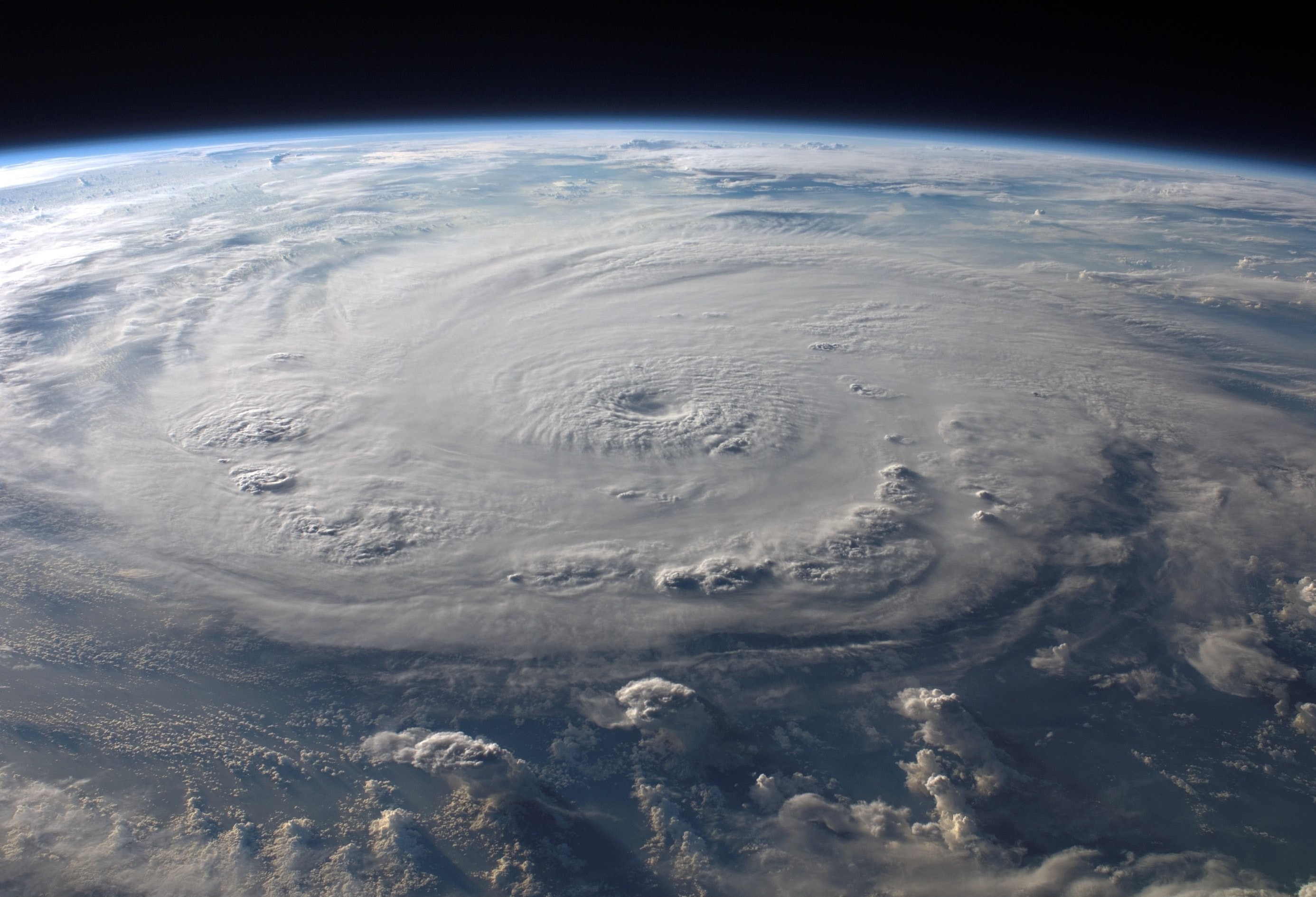 Scientists Attempt to Improve Intensity Forecast