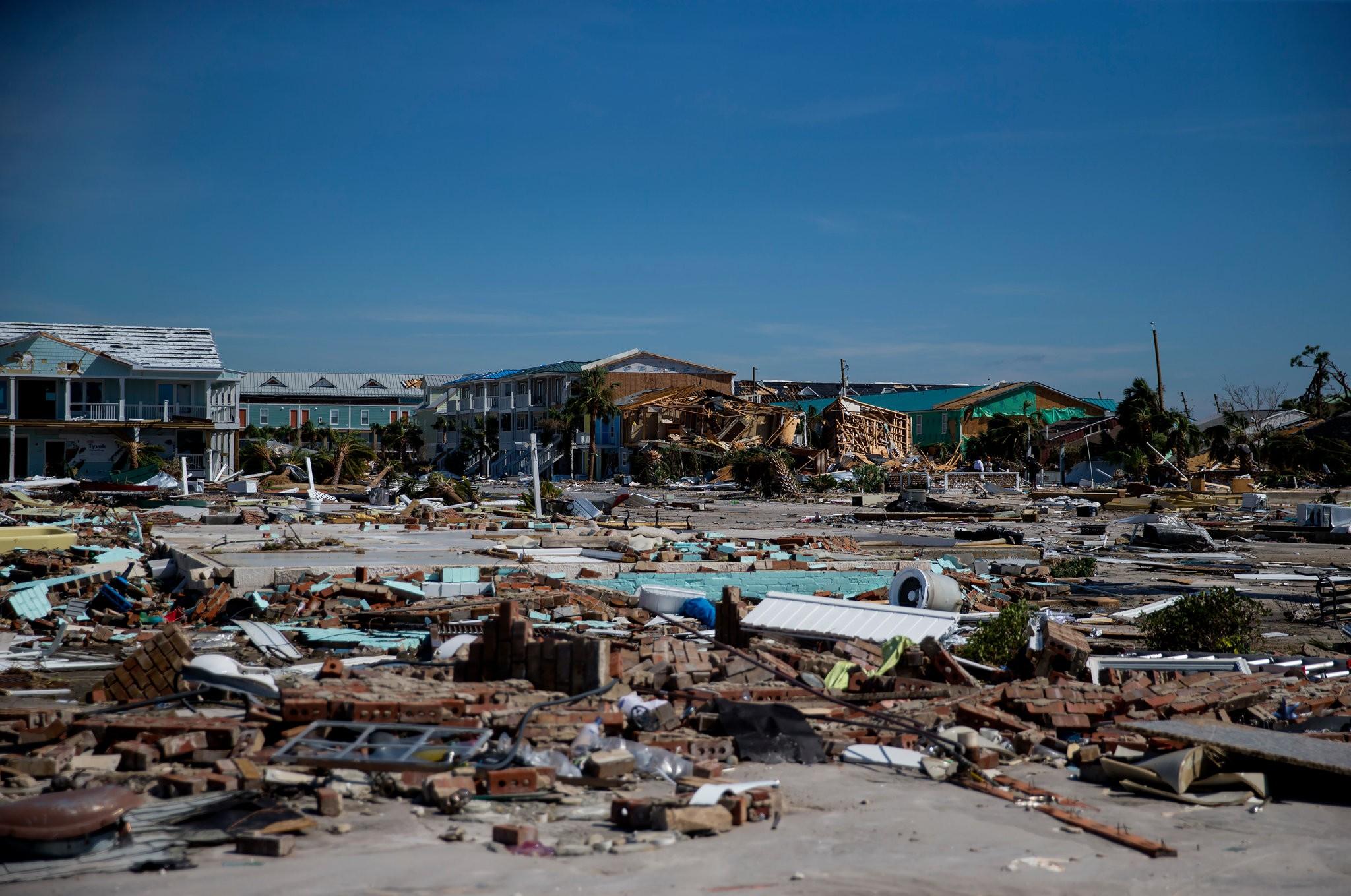 Hurricane aftermath: 'Catastrophic' damage; economic losses