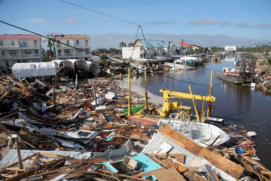 Jimmy Patronis Answers Insurance Concerns about Hurricane Michael