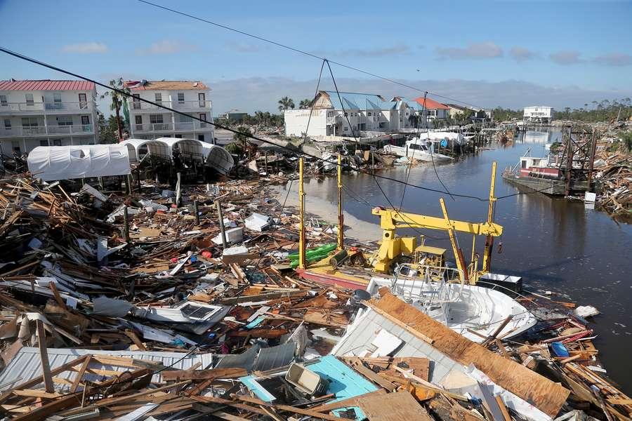 CFO warns insurance companies not to drag feet on Hurricane Michael claims
