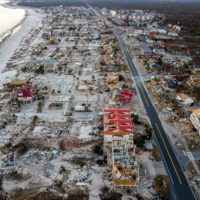 A look back on Hurricane Michael