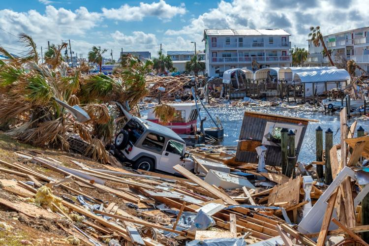 Hurricane Michael Victims left out of President's National Emergency Declaration which diverts $3.6 billion from military construction accounts