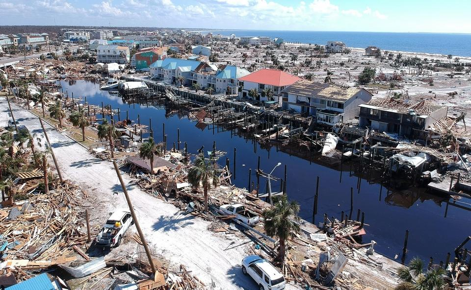 Rumors abound about federal funding for Hurricane Michael victims