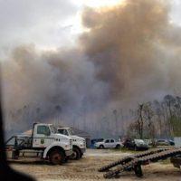 500 acre fire