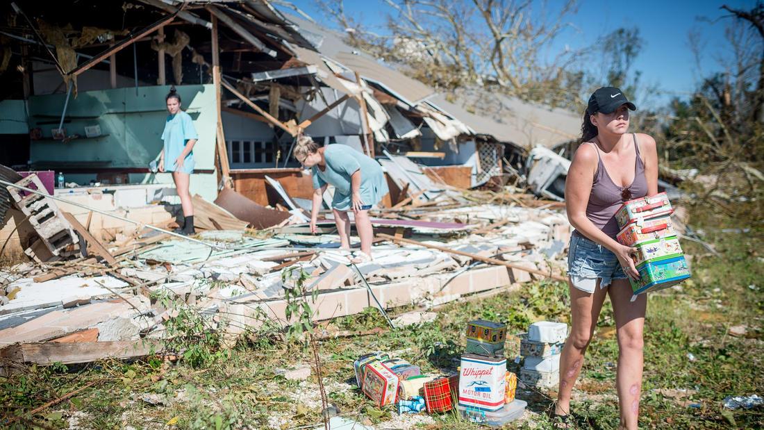 Post-mortem upgrade: Hurricane Michael now Category 5 storm