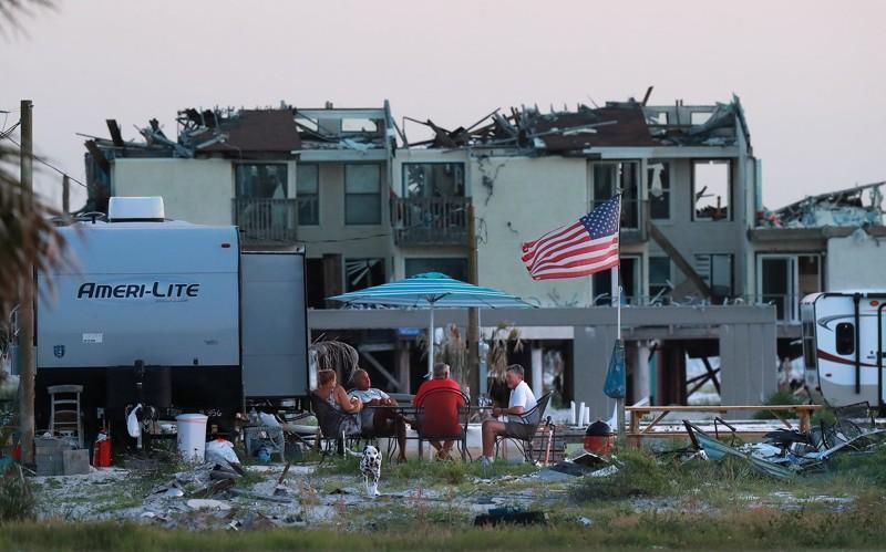 Panama City, Mexico Beach struggle to recover from Hurricane Michael
