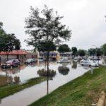 street flood