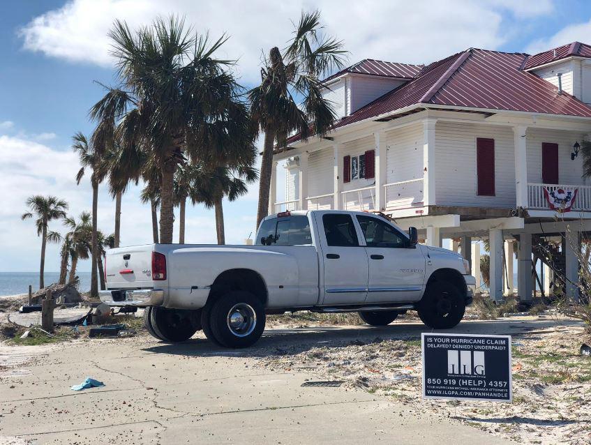 DeSantis targets money to hurricane recovery