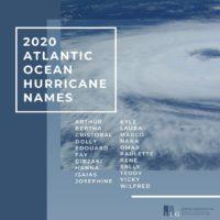 2020-Atlantic-ocean-Hurricane-Names
