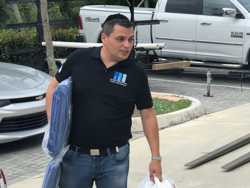 INSURANCE LITIGATION GROUP DONATES $40,000 IN FOOD AND SUPPLIES TO LOW-INCOME, HOMEBOUND RESIDENTS OF NORTH MIAMI BEACH