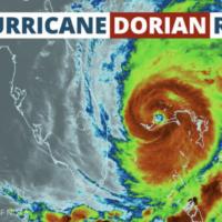 hurricane dorian hurricane season