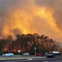panhandle wild fires