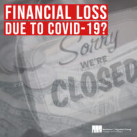 business interruption financial loss due to covid19 florida