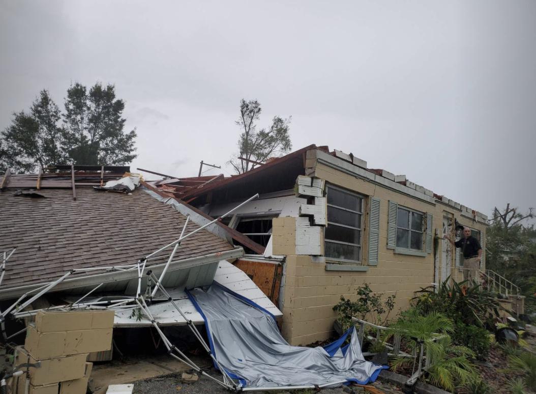 Strong Storms Hit Central Florida as Hurricane Season Continues