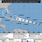 Tropical Depression 13 forms