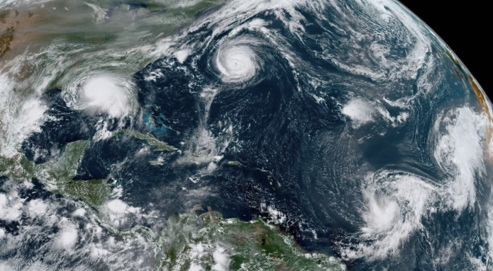 2020 Hurricane Season: Running Out of Named Storms
