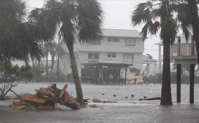 Florida Commissioner of Agriculture and Consumer Services Talks Hurricane Sally Aid