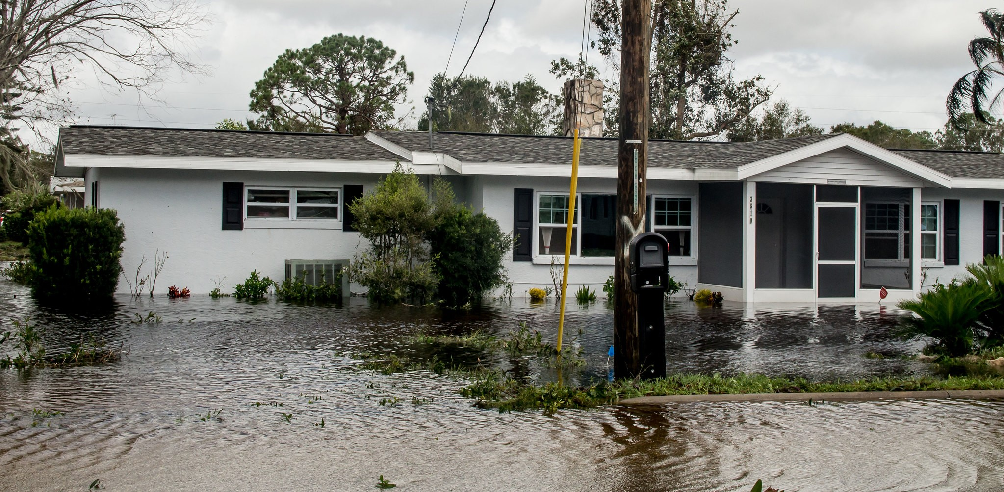 Climate change has caused billions of dollars in flood damages, according to Stanford researchers