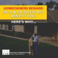 SB 76 AND HB 305 FLORIDA HOMEOWNERS