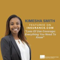 how to file loss of use coverage in Florida Kimesha Smith
