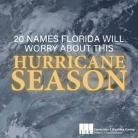 hurricane season names for 2021 florida