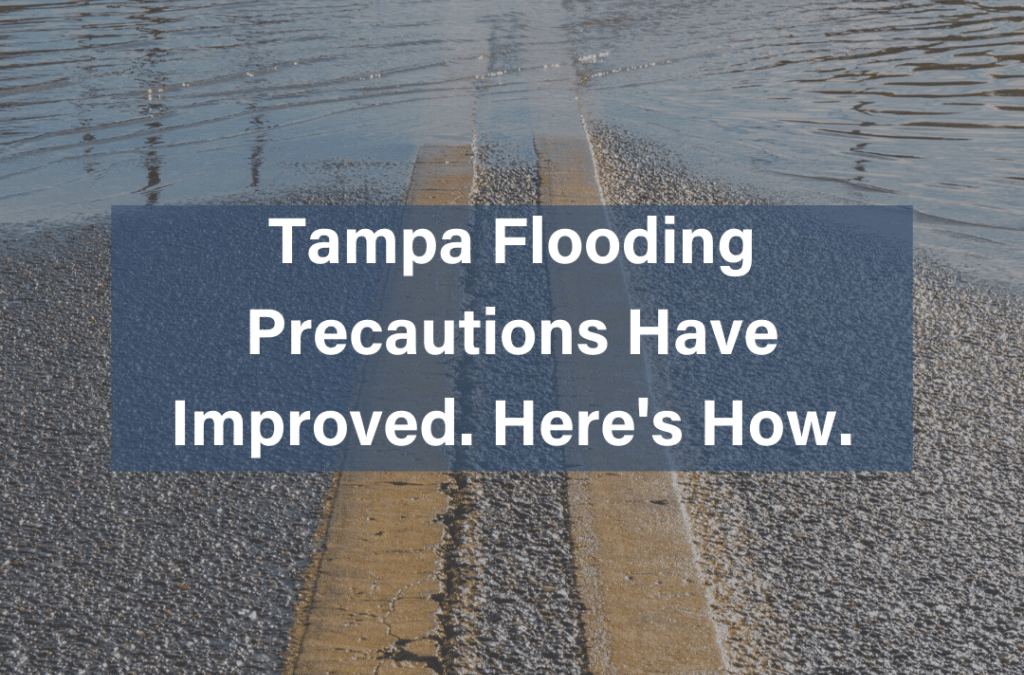 Tampa Flooding Precautions Have Improved. Here's How.